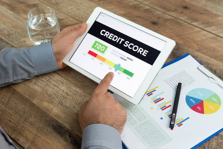 credit based business lists - modeled credit score lists