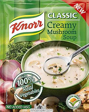 Knorr Soups scores with a unique direct mailer.