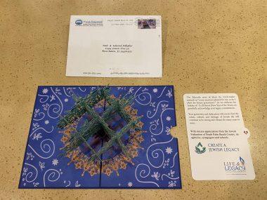 stewardship direct mail piece